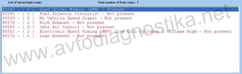 Кодове за грешки